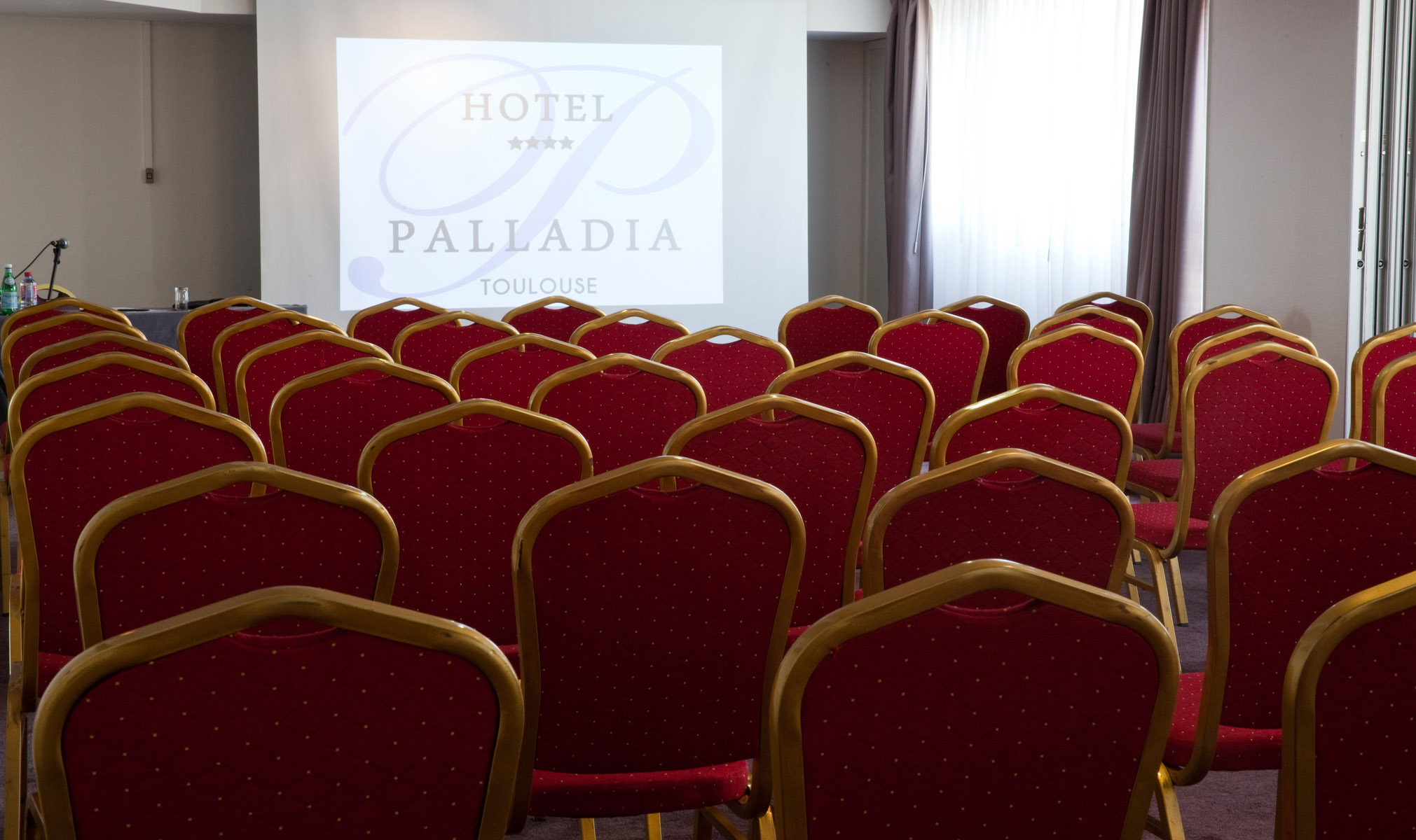 salle séminaire hotel palladia toulouse