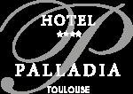 Le Palladia hôtel 4 étoiles Toulouse